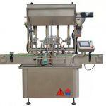 GMP / CE معیاري ساس پیسټ د بوتلونو ډکولو ماشین د درملو صنعتونو کې کارول کیږي