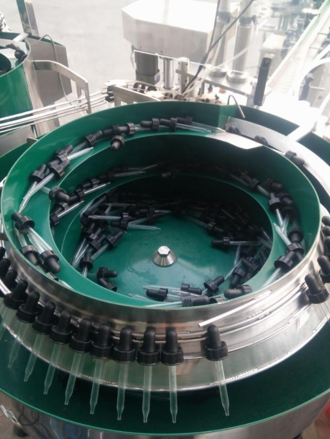 د ټچ سکرین کنټرول اتومات مایع ډکولو ماشین