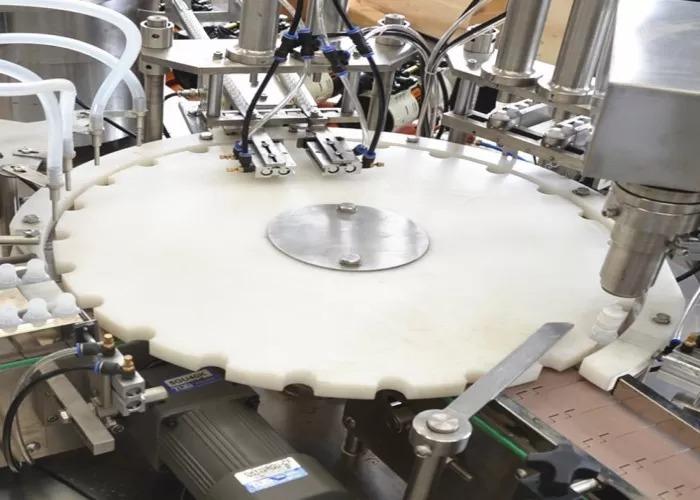 د ټچ سکرین بریښنایی مایع ډکولو ماشین